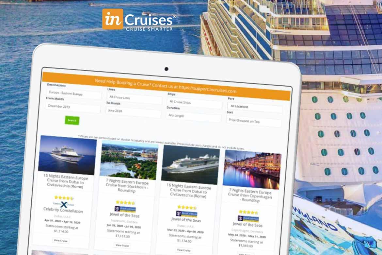 Cruise Gemisi Turları İçin InCruises Sistemi